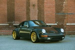 930 Porsche 911 Turbo Brixton Forged CM8 Circuit+ Wheels