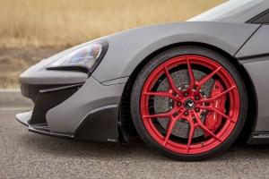 Vorsteiner McLaren 570-VX with VFN-511 Wheels