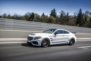 Prior Design PD65CC Mercedes-Benz C-Class Coupe