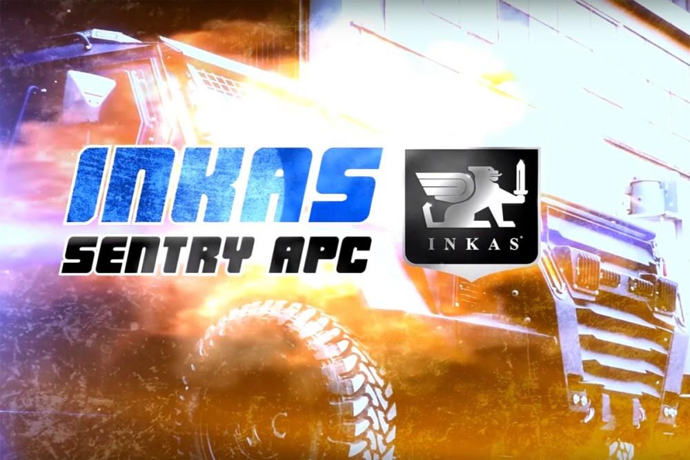 INKAS Sentry APC