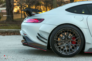 Mercedes-AMG GT S Project Ghost