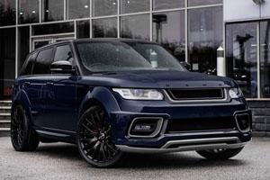 Project Kahn Range Rover Autobiography Dynamic Pace Car