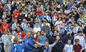 Huddersfield Town Championship Game
