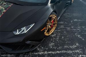 Lamborghini Brixton Forged PF1 Duo Series Wheels