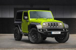 Jeep Wrangler Black Hawk Rubicon Chelsea Wide Track