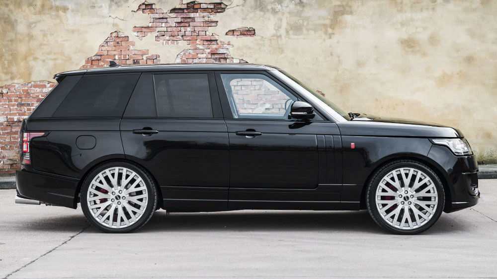Project Kahn Range Rover Huntsman Colors Edition