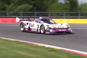 Jaguar XJR-S Spa Francorchamps