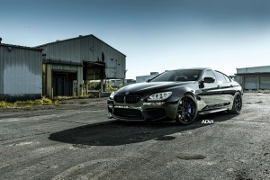 BMW M6 Gran Coupe ADV5.2 Track Spec CS Wheels