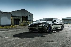 BMW M6 Gran Coupe ADV5.2 Track Spec CS Wheels