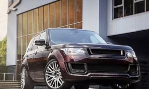 Range Rover Vogue SE Pace Car