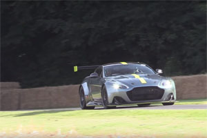 Aston Martin Vantage AMR Pro Goodwood