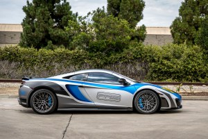 Protective Film Solutions McLaren MP4-12C with Vorsteiner VFE-403 Wheels and Aero