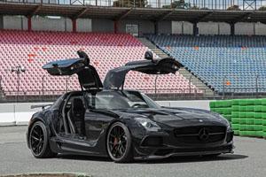 Inden Design SLS AMG Black Series