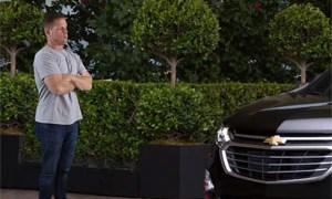 Chevrolet Real People Not Actors valet Parody