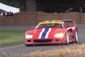 Ferrari F40 LM Goodwood Festival of Speed