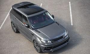 Project Kahn Range Rover Sport Pace Car