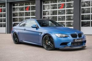 G-Power Supercharged E9X BMW M3