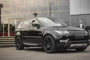 Project Kahn Range Rover Sport HSE Signature Edition