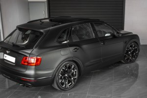 Kahn Design Bentley Bentayga Le Mans Edition