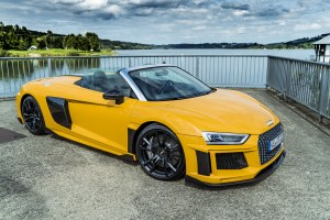 ABT Sportsline Audi R8 Race Body Kit