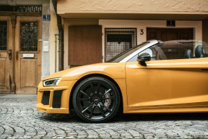 ABT Sportsline Audi R8 Street Body Kit