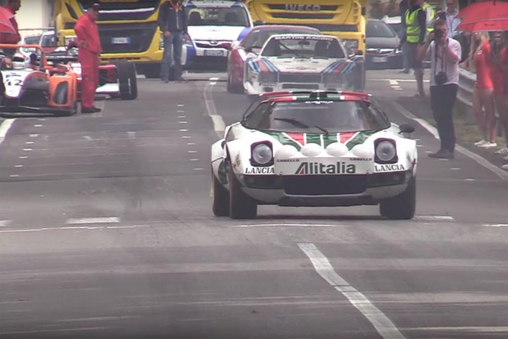 Best of Italy 2017 Race