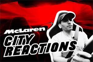 McLaren 650S Spider Reactions