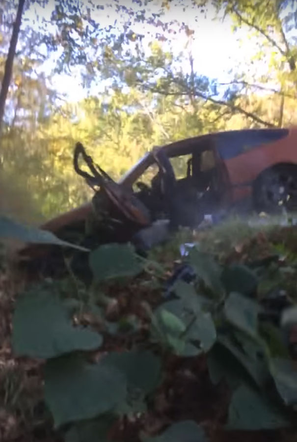 Friday FAIL: Honda CRX Stunt Crash