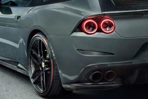 Novitec Rosso Ferrari GTC4Lusso