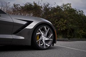 Corvette PUR RS12 Wheels