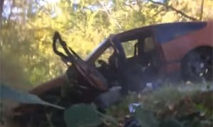 Friday FAIL: Honda CRX Stunt Crash