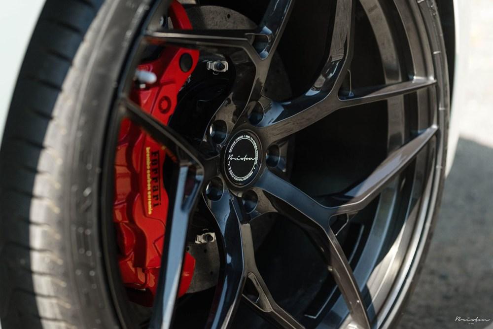 Ferrari 488 GTB Brixton Forged PF5 Ultrasport+ Wheels