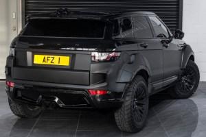 Kahn Design Range Rover Evoque X-Lander Edition
