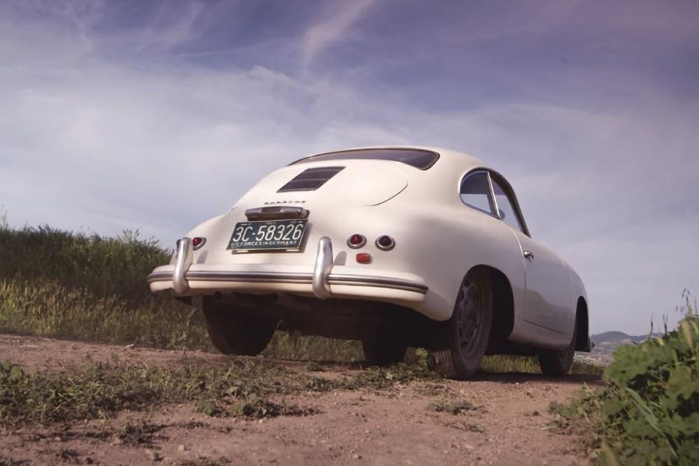 Jeff Zwart Porsche 356