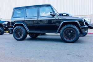 Platinum Group Mansory Mercedes G63 with 463 Industries GC01 Wheels (4)