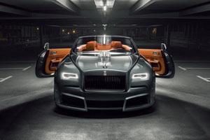 Spofec Overdose Rolls Royce Dawn