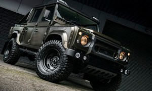 Land Rover Defender XS 110 Double Cab Pick Up Chelsea Wide Track