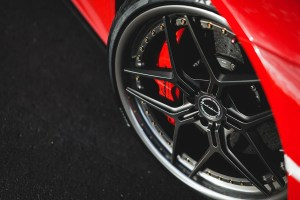 CFi Designs Twin Turbo Lamborghini Huracan Brixton Forged WR7 Targa Series Wheels