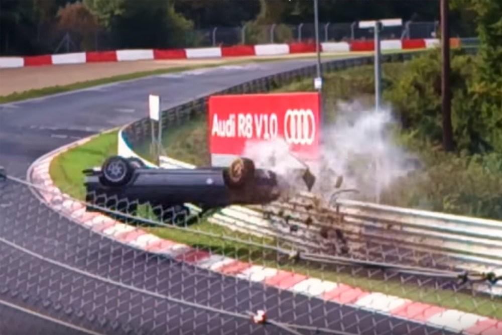 Friday FAIL Nürburgring Nordschleife Crashes