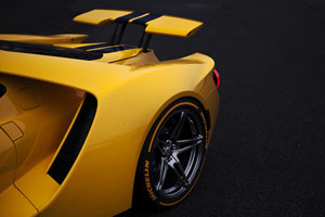 Ford GT PUR RS10 Wheels