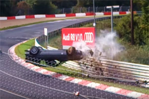 Friday FAIL Nürburgring Nordschleife Crashes