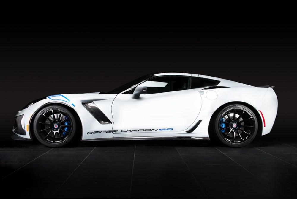 GeigerCars Corvette Z06 Geiger Carbon 65 Edition