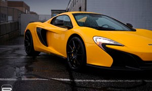 McLaren 650S Spider PUR Wheels