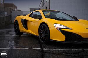 McLaren 650S Spider PUR Wheels