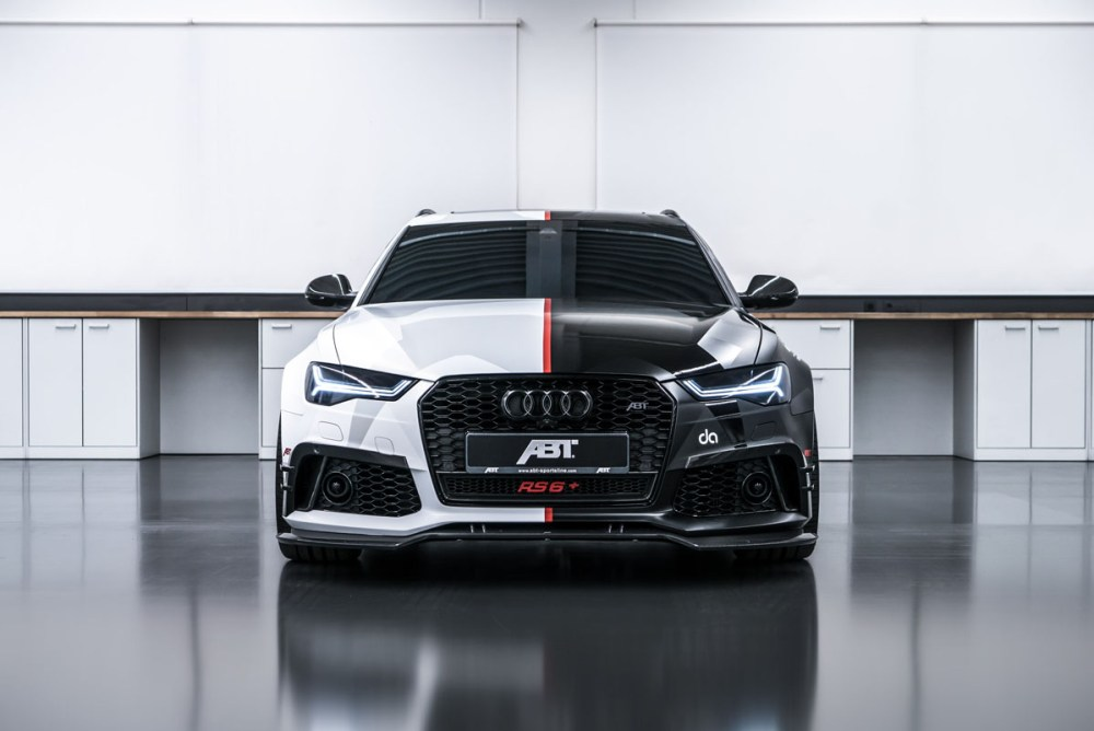 Jon Olssons New ABT Sportsline Audi RS Phoenix Is Here W HP - Audi phoenix