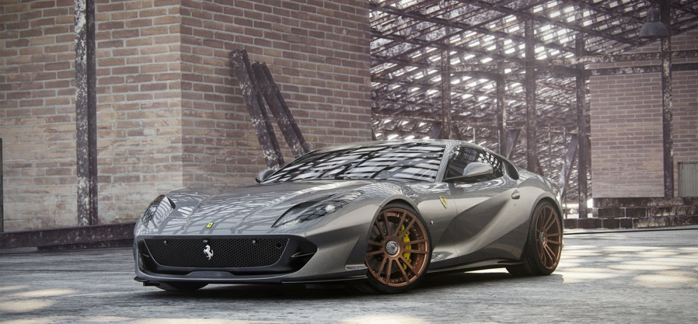 WheelsandMore Ferrari 812 Superforte