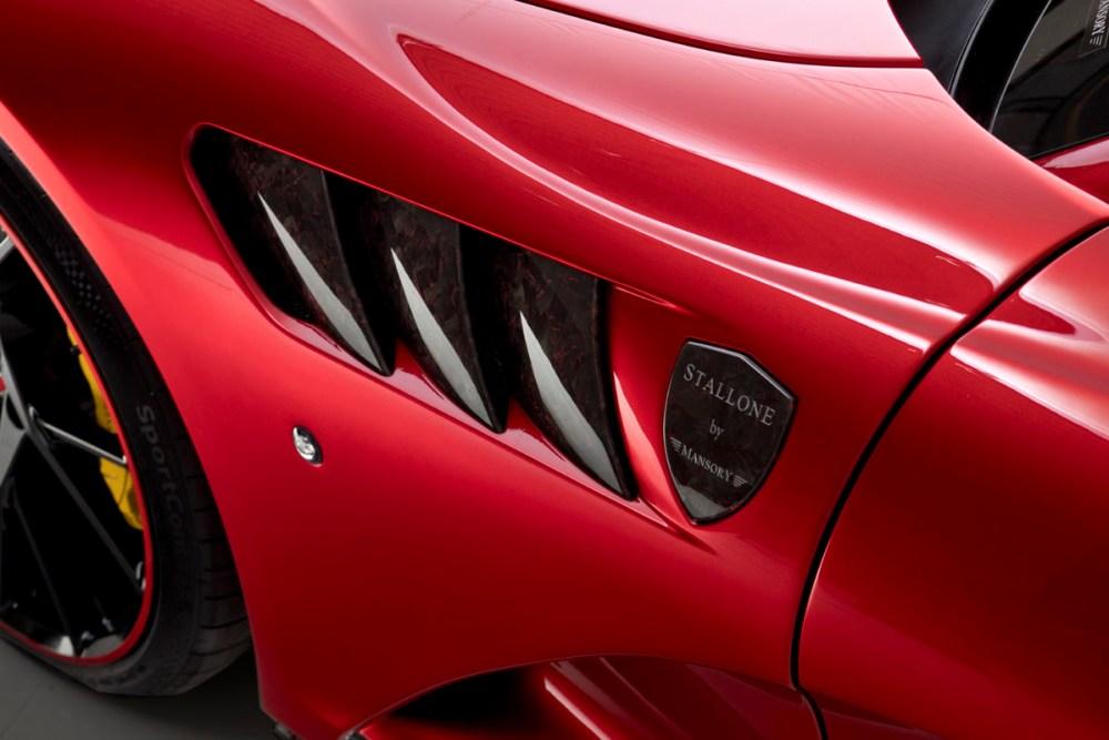 Mansory Stallone Ferrari 812 Superfast
