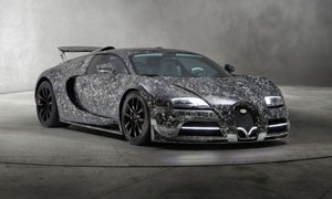 Mansory Bugatti Vivere Diamond Edition by Moti