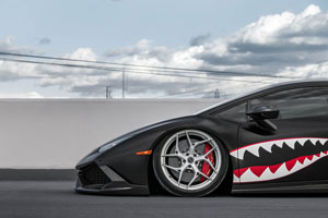 Lamborghini Huracan Brixton Forged Wheels