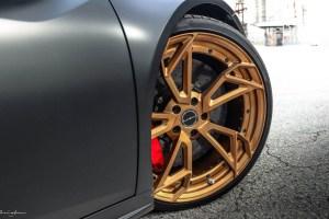 Lamborghini Huracan LP 610-4 Spyder Brixton Forged PF1 Duo Series Wheels